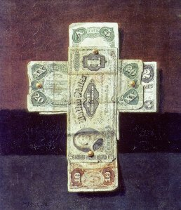 Victor Dubreuil, Cross of Gold, 1896