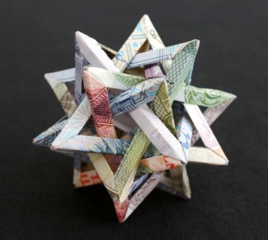 Kristi Malakoff, Intersecting Star, 2008