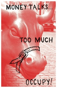 Josh McPhee, Money Talks Too Much, 2011